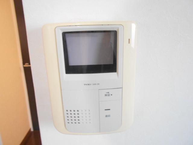 エストレーラ 602号室のセキュリティ