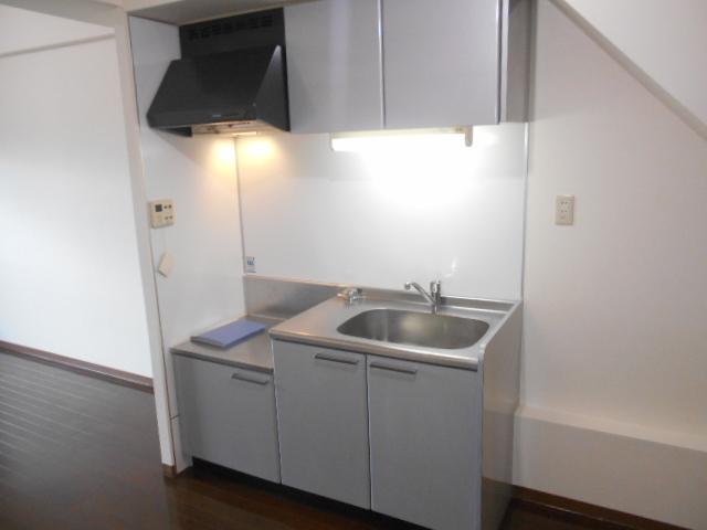 エストレーラ 602号室のキッチン