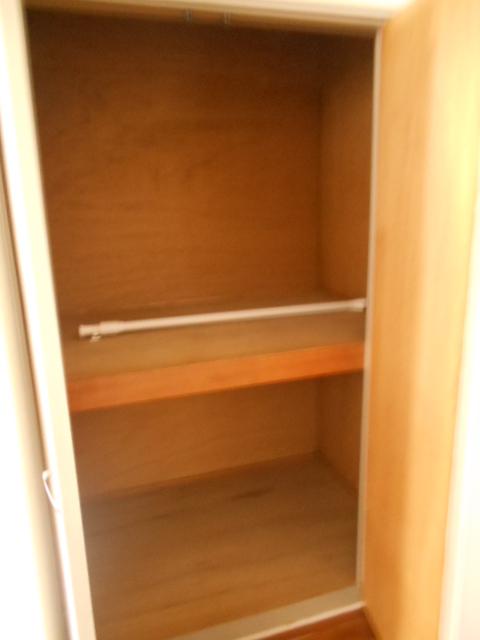 ル・松尾 204号室の収納