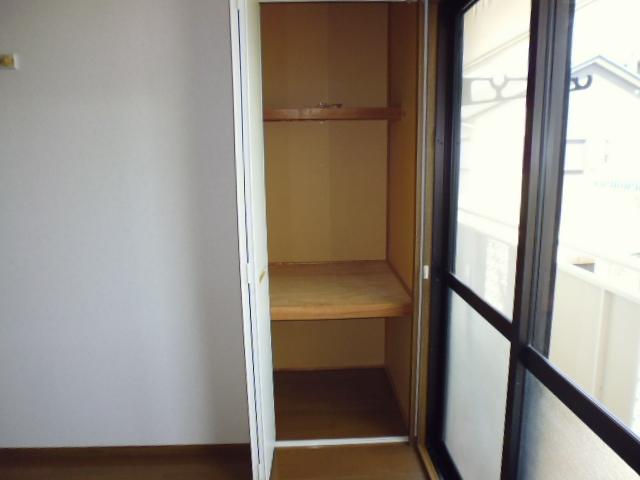 セジュール93 202号室の収納