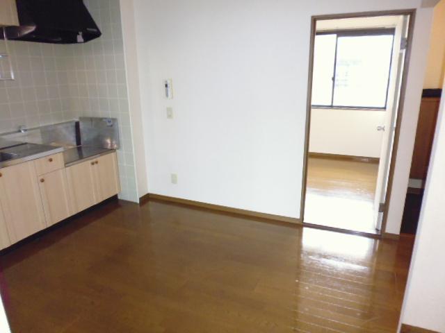 セジュール93 202号室のキッチン