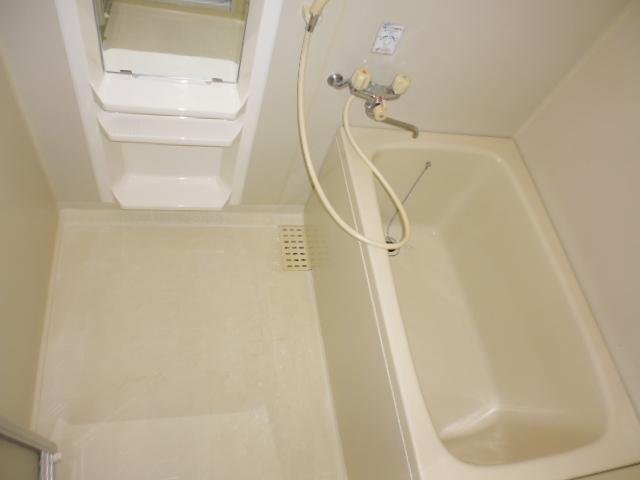 セジュール93 202号室の風呂