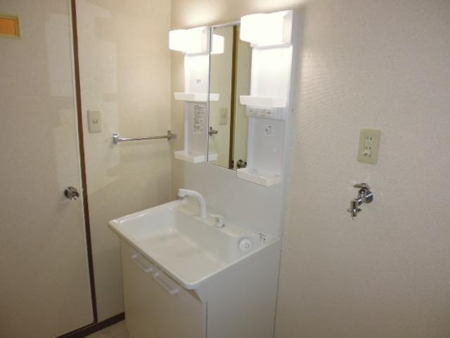 セジュール93 202号室の洗面所