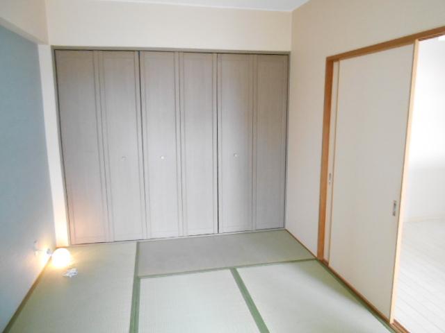 カーサグラン御池 705号室のベッドルーム