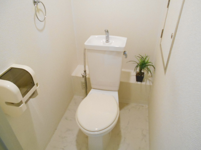 カーサグラン御池 705号室のトイレ