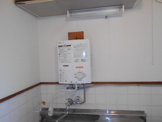 大隅ハイツ 3B号室のキッチン