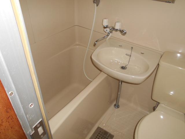 大隅ハイツ 3B号室の風呂