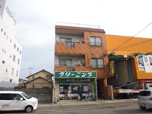 菱田ハイツ 302号室の外観