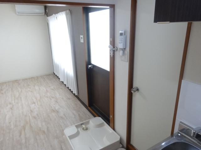 菱田ハイツ 302号室の設備