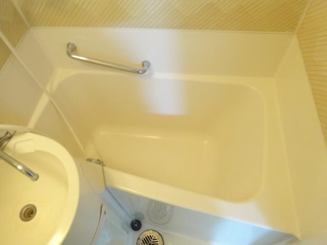 菱田ハイツ 302号室の風呂
