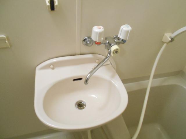 ウエストヴィラオイケ 408号室の洗面所