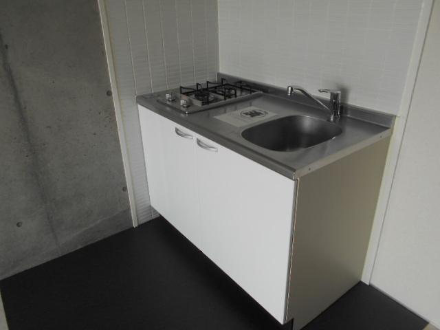 G-Design京都西院 206号室のキッチン