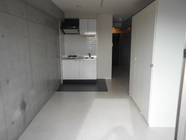 G-Design京都西院 206号室のリビング