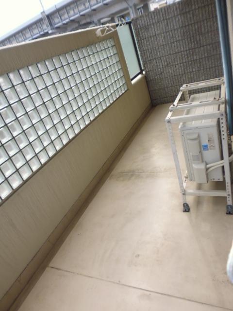 M・レヴェンテ 503号室のバルコニー