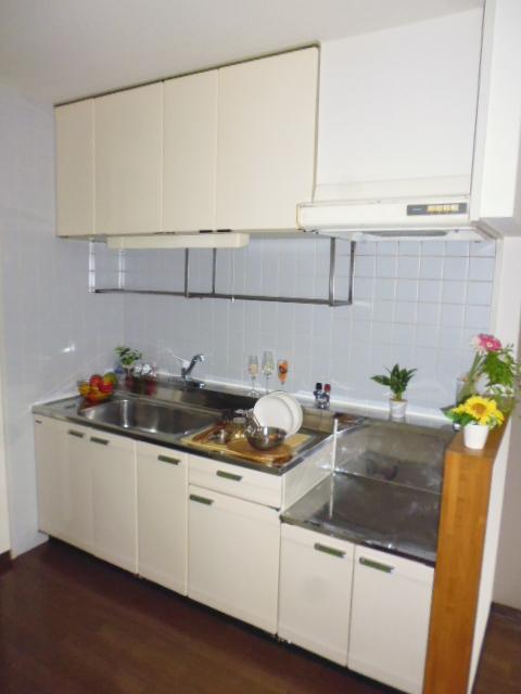 M・レヴェンテ 503号室のキッチン