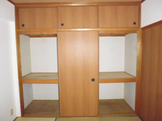 M・レヴェンテ 503号室の収納