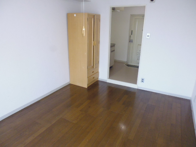 サンモール林 105号室のキッチン