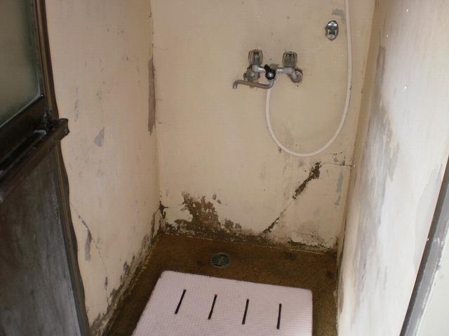 うずまさハイツ 306号室の風呂