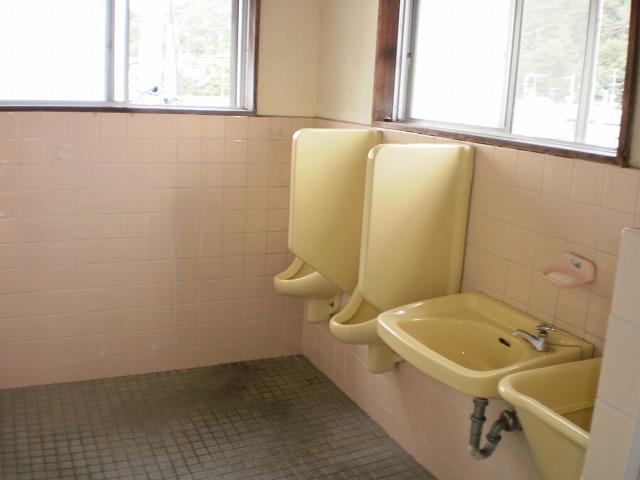 うずまさハイツ 306号室のトイレ