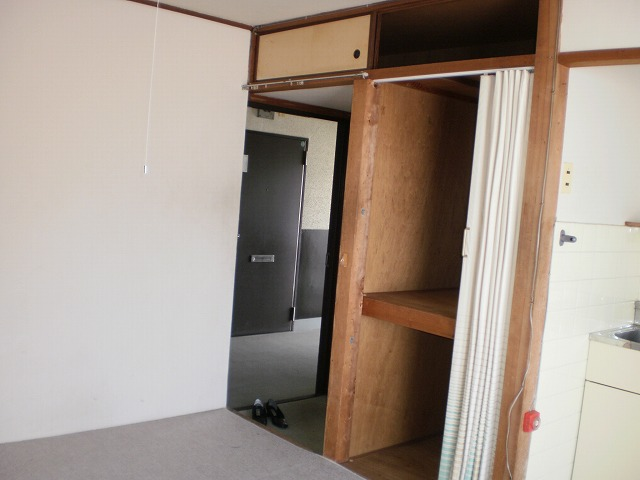うずまさハイツ 306号室の収納