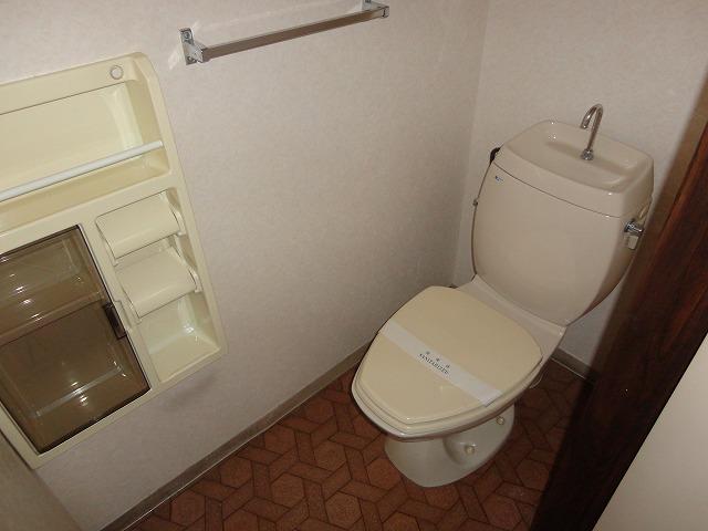 パセンテラ洛西 101号室のトイレ