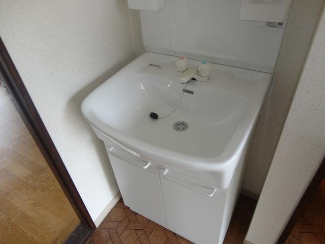 パセンテラ洛西 101号室の洗面所