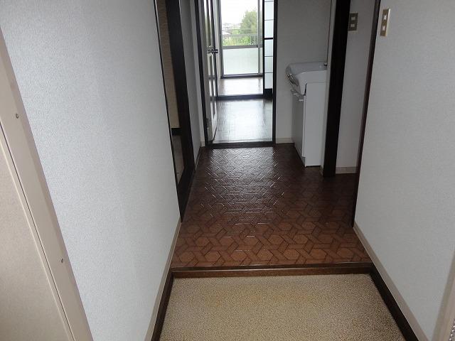 パセンテラ洛西 101号室の玄関