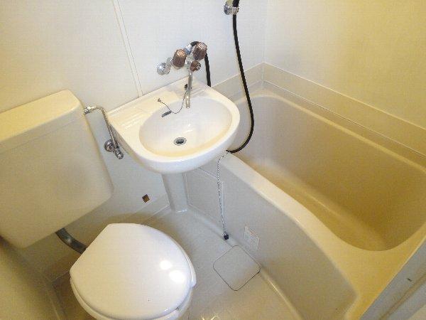 曙ハイツ 2B号室の風呂