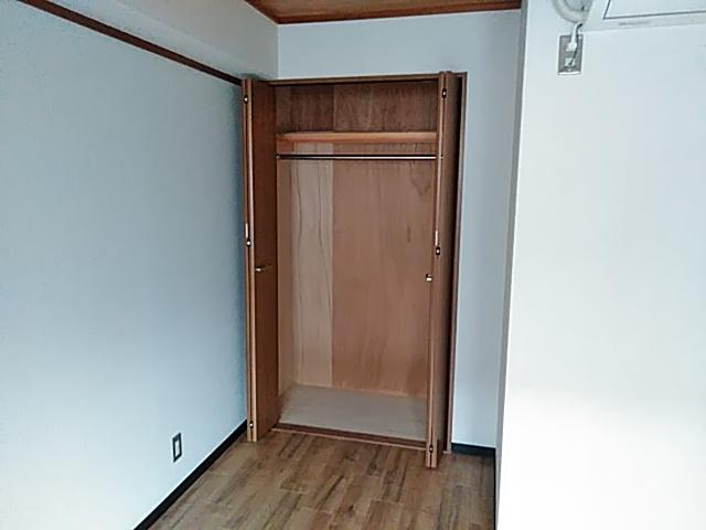 サンサーラなかじま 2A号室の収納