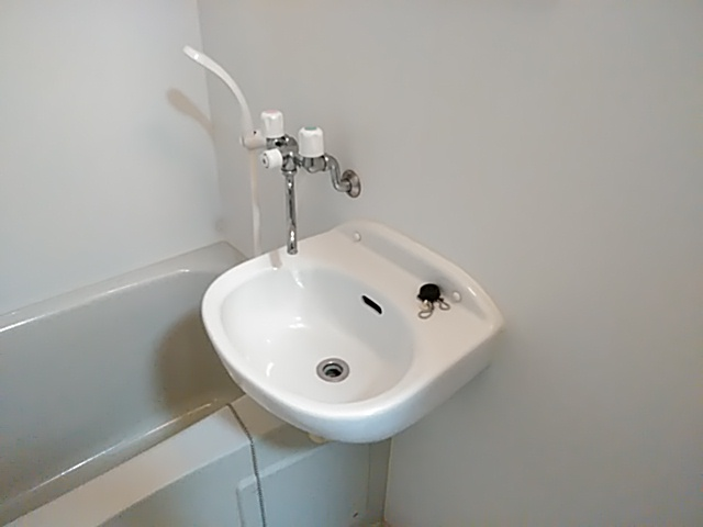 サンサーラなかじま 2A号室の洗面所