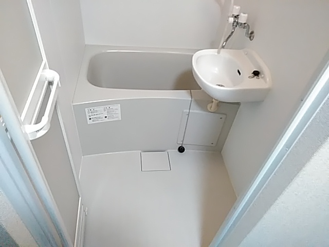 サンサーラなかじま 2A号室の風呂
