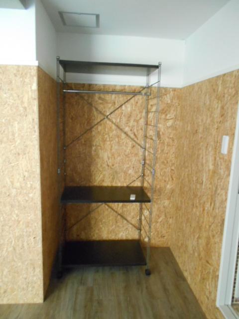エスパシオ梅津 3-A号室の収納
