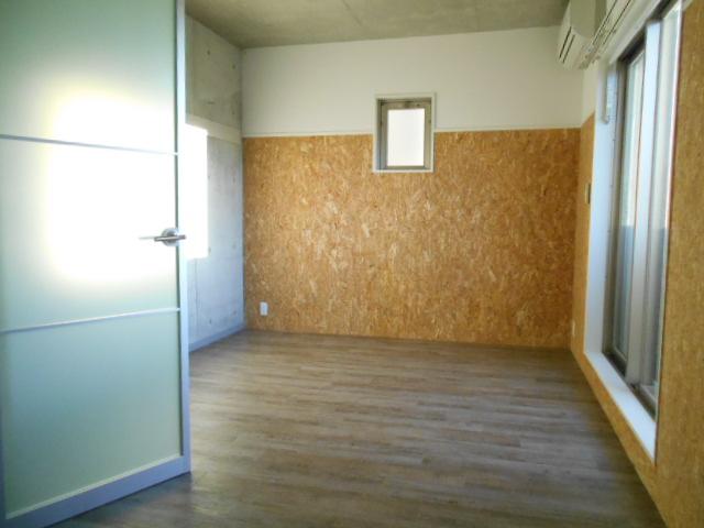 エスパシオ梅津 3-A号室のベッドルーム