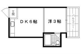 第1レジデンス春田 158号室の間取り