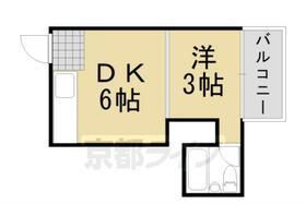 第1レジデンス春田 157号室の間取り