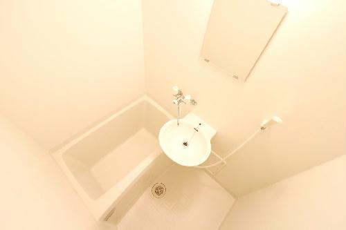 レオパレス洛南 203号室の風呂
