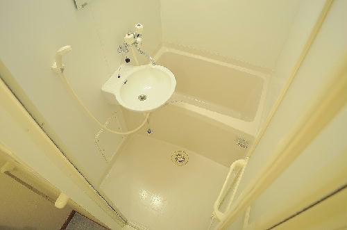 レオパレスシャルマン北浦 201号室の風呂