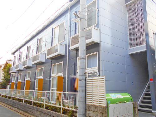 レオパレス壬生 101号室の外観