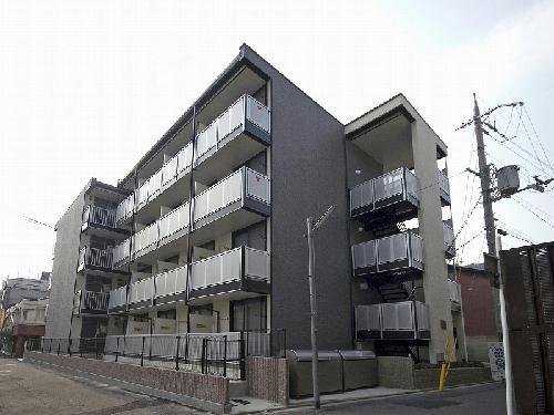 レオパレス西ノ京円町 210号室の外観