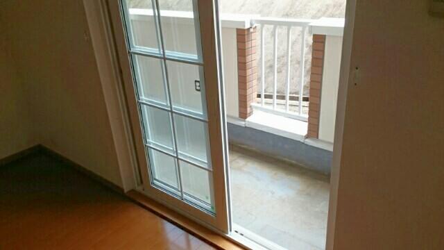 フォレスタ 01010号室のバルコニー