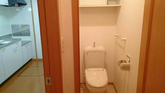 フォレスタ 01010号室のトイレ
