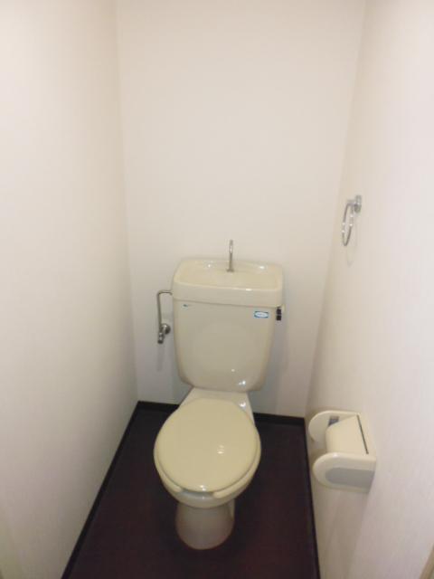 Mレヴェンテ 201号室の洗面所