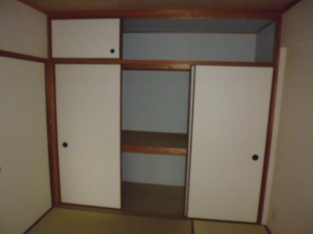 Mレヴェンテ 201号室の収納