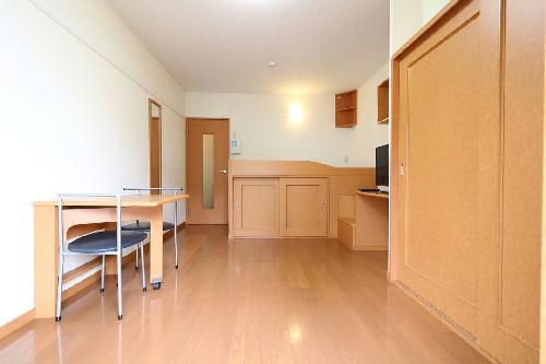 レオパレスおおやぶ 203号室のトイレ