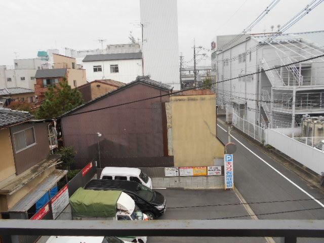 竹中ビル 302号室の景色