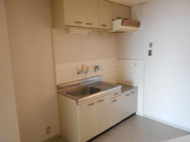竹中ビル 302号室のキッチン