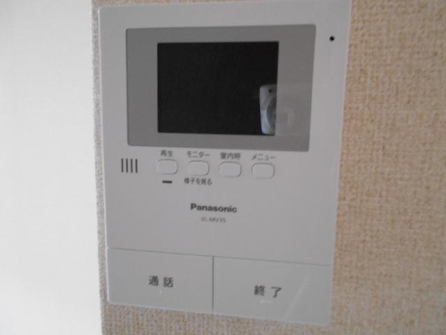フラッツ太秦 206号室のセキュリティ