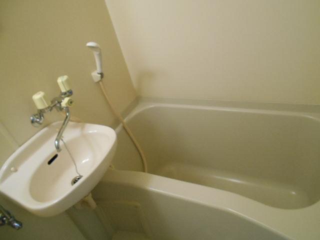 フラッツ太秦 206号室の洗面所