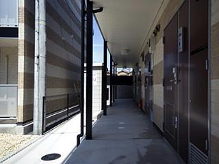 レオパレスアルモニ3番館 202号室のその他
