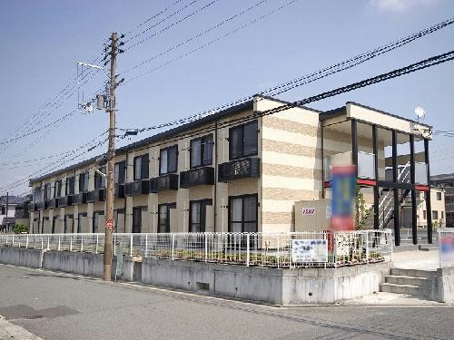 レオパレス州見台 107号室の外観